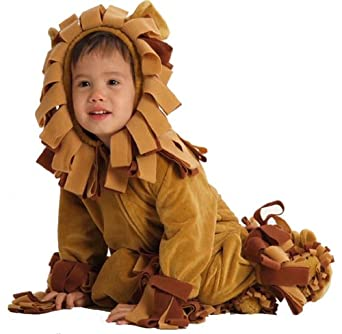 Baby Shaggy Infant Toddler Lion Costume size Newborn 6-12M  sc 1 st  Amazon.com & Amazon.com: Baby Shaggy Infant Toddler Lion Costume size Newborn 6 ...