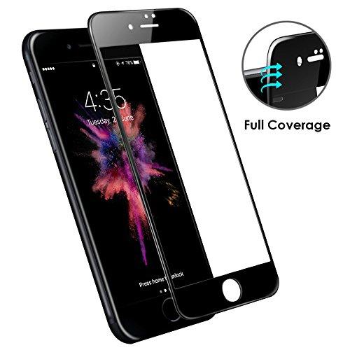 4 opinioni per Bepack Iphone 8 plus/iphone 7 plus vetro temperato, [nuovo aggiornamento 3D full