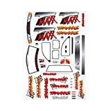 Traxxas Decal Sheet: T-Maxx .15 - 2.5