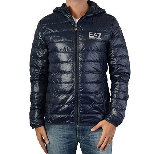 Id Jacket Lt Down Blu Train Core Hoody M Ea7 vq6REx
