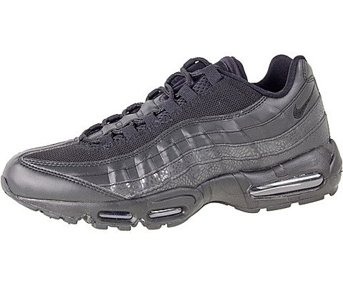 Nike Air Max 95 Grey/Sport Red Mens Running Shoes 609048-165