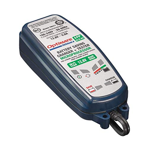 OptiMATE Lithium 4s 0.8A, TM-471, 8-step 12.8V 0.8A sealed battery saving charger & maintainer
