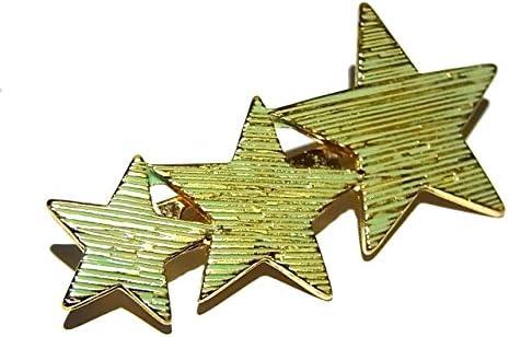 ブローチ 星 スター Luccica 『 saff ライトブルー 』 アクセサリー 宇宙 誕生日 プレゼント 女性 かわいい メルヘン 流星 レディース 人気