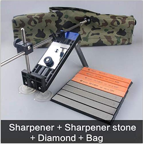 Best Quality Sharpeners Chefs Professional Best Kitchen Sharpening Knife Sharpener System Fix angle diamond sharpening stone whetstone