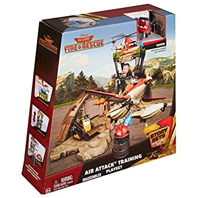 Disney Planes: Fire & Rescue Story Playset 1: Toys & Games