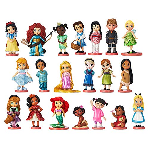 Disney Animators' Collection Mega Figurine Set No Color