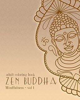 Buddhist Art Coloring Book 2 Buddhas Deities And Enlightened