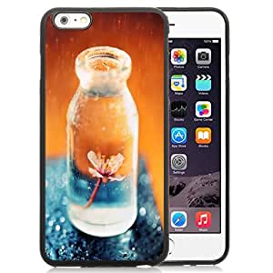 Unique and Attractive TPU Cell Phone Case Design with Flower In A Glass Jar iPhone 6 plus 4.7 inch Wallpaper