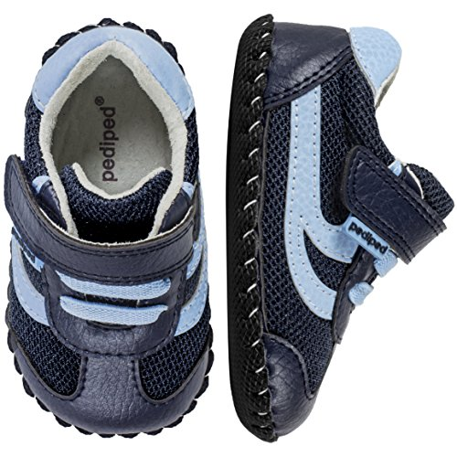 pediped Boys' Cliff Standing Baby Shoes