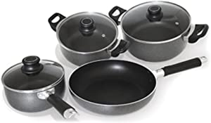 Better Chef 7-Piece Aluminum Non-Stick Cookware F888 (N/A)