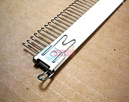 Cast-On Comb 5.6 Gauge Brother Silver Reed Knitting Machine