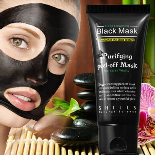 (Shills - Black Mask Purifying Peel off Mask - Facial Care)