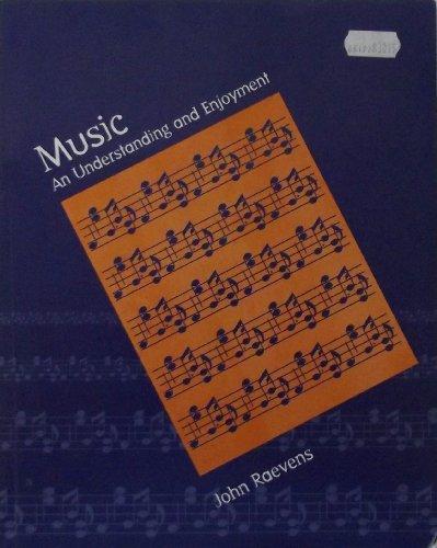 Music: An understanding and enjoyment