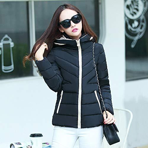 capuche longues femme longues et décontracté manches manches Manteau Noir à à à Npradla xqw0Tx