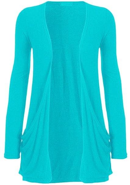792039ab7f RM Women's Boyfriend Pocket Cardigan Jersey Shrug at Amazon Women's Clothing  store: