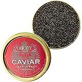 Marky's Hackleback Caviar, American Sturgeon - 4 oz