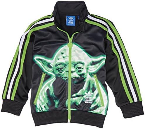 adidas Trainingsjacke Star Wars Firebird - Chándal para niño ...