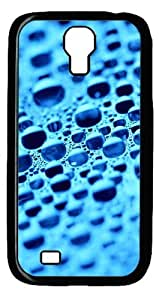 Cool Painting Samsung Galaxy I9500 Case, Samsung Galaxy I9500 Cases -Wet Blue Surface Polycarbonate Hard Case Back Cover for Samsung Galaxy S4/I9500