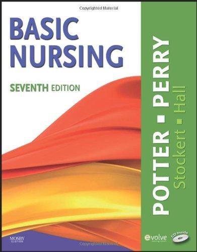 Read Online By Patricia A. Potter RN MSN PhD FAAN, Anne Griffin Perry RN EdD FAAN, Patricia Stockert RN BSN MS PhD, Amy Hall RN BSN MS PhD CNE: Basic Nursing Seventh (7th) Edition pdf epub
