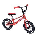 Kiddimoto BMX Running/Balance Bike, Red