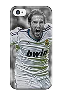 Case Cover Deidara's Shop Lovers Gifts Durable Defender Case For Iphone 4/4s Tpu Cover Download Gonzalo Higuain 6418600K46771468