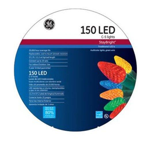 ge c5 led christmas lights - 2