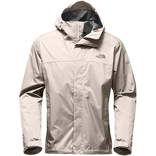 The North Face Men's Venture 2 Jacket Rainy Day Ivory/Rainy Day Ivory XXL by The North Face