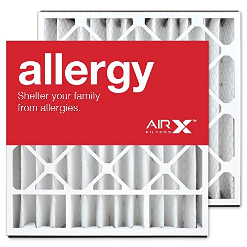 AIRx Filters Allergy 20x20x5 Air Filter MERV 11 Replacement for Skuttle 000-0448-003 000-0448-007 to Fit Media Air Cleaner Cabinet Skuttle DB-20-20, 2-Pack -  AIRx_AL_20x20x5-SK_2PK