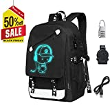 Laptop Backpack 15.6 inch, Boys 20L Oxford Laptop Bag School Backpack