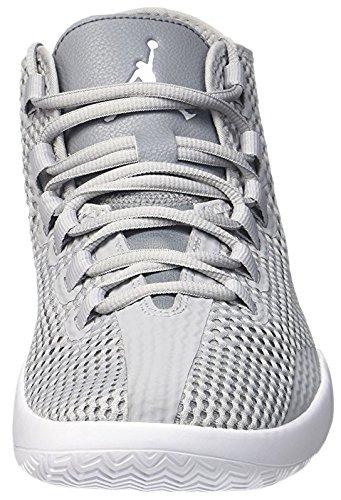 Nike Jordan Reveal, Zapatillas de Baloncesto para Hombre Gris (Wlf Gry / White-Cl Gry-Infrrd 23)