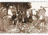 Drinkers Presse E Sports Vintage Tour de France Cycling Poster Print 30x22