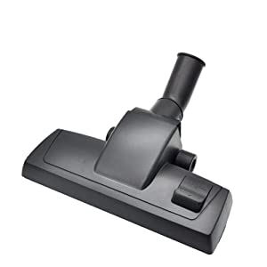 EZ SPARES Universal Vacuum Cleaner Brush Head All Vacuum Brands 1 3/8 inch(35mm) 2 New Functions Choose (On Floor&Carpet)