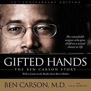 Gifted Hands: The Ben Carson Story Audiobook