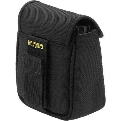 Ruggard FPB-244B Filter Pouch for Filters up to 86mm(4 Pack)