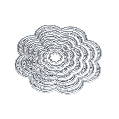 Start New Metal Cutting Dies Stencil DIY Embossing Paper Card Craft (064)