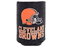 Cleveland Browns Glitter Kolder Kaddy Can Holder