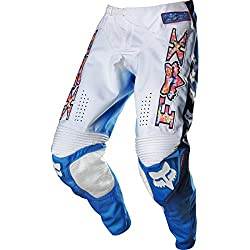 Fox Racing 180 Image LE Youth Boys MX Motorcycle Pants - White / Size 22