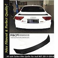 2014 15 16 Audi A7 S7 RS7 Spoiler KZ style Carbon Fiber Trunk Lid Spoiler A7 /S7/ RS7 Spoiler