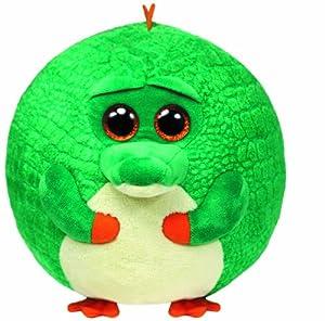 Ty Beanie Ballz Bayou Alligator Plush from Ty Beanie Ballz