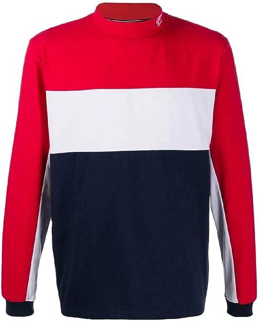 Fila Vintage Matteo High Neck T Shirt