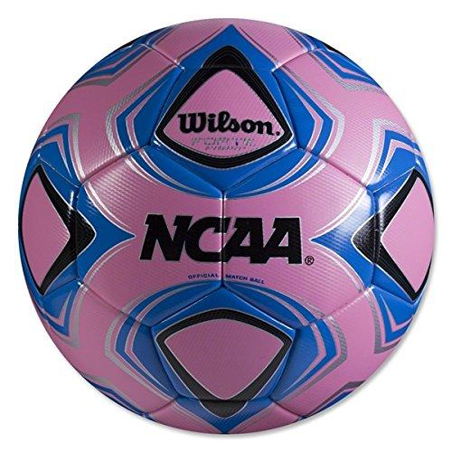 Wilson Official NCAA Forte Fybrid Size 5 Championship Premium Match Soccer Ball