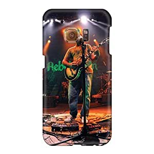 Excellent Cell-phone Hard Covers For Samsung Galaxy S6 (Ghq4308hHpe) Unique Design Attractive Dave Matthews Band Pictures