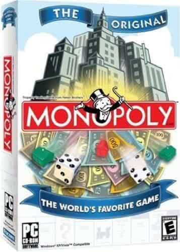 windows 7 monopoly game