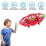 Flying Toys Drones for Kids, 2019 Improved Flying Ball Drone Toy with Infrared