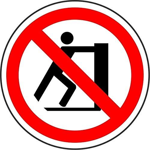 Etiqueta - Seguridad - Advertencia - Símbolo internacional ...