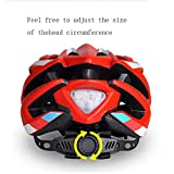 CLL Adult Bike Helmet Cycling Helmet with LED