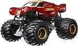 Hot Wheels Monster Jam 1:24 Die-Cast Ironman Vehicle
