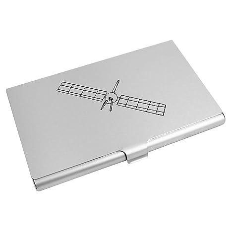 Azeeda Satellite Spatial Porte Carte De Visite Credit CH00010241