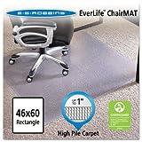 ESR124377 - ES Robbins 46x60 Rectangle Chair Mat ,Other Colors