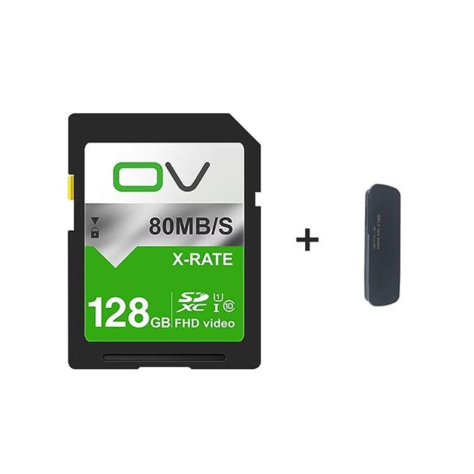 Tarjeta SD de alta velocidad Tarjeta de memoria de la cámara ...